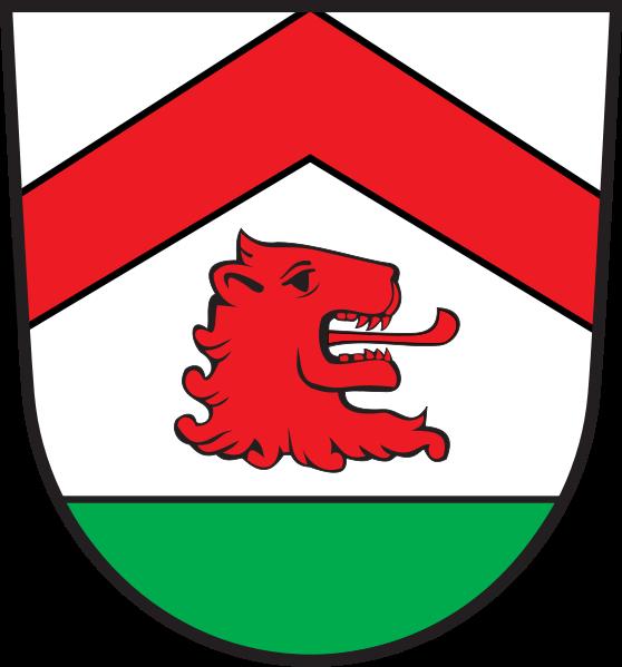Moosthenning Wappen