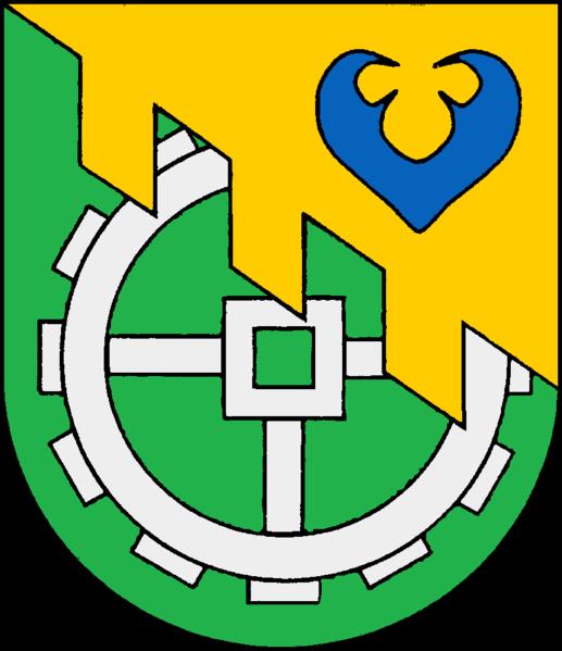Mucheln Wappen