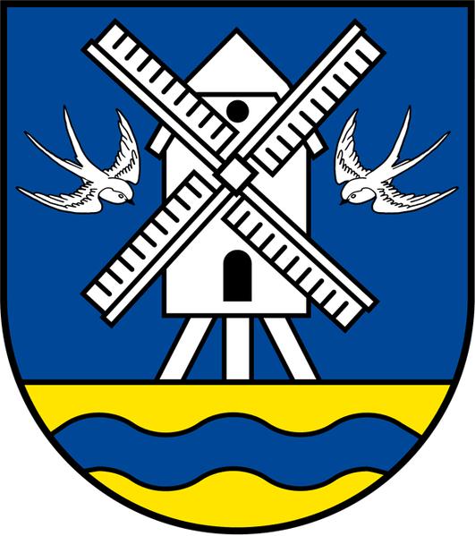 Mühlanger Wappen