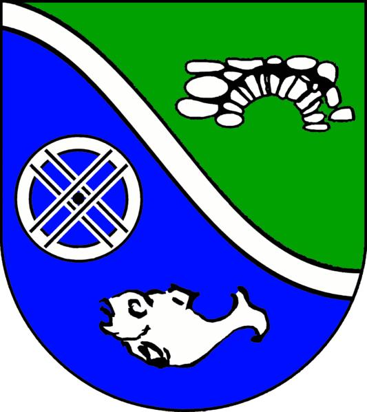 Mühlenrade Wappen