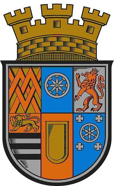 Mühlheim an der Ruhr Wappen