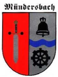 Mündersbach Wappen