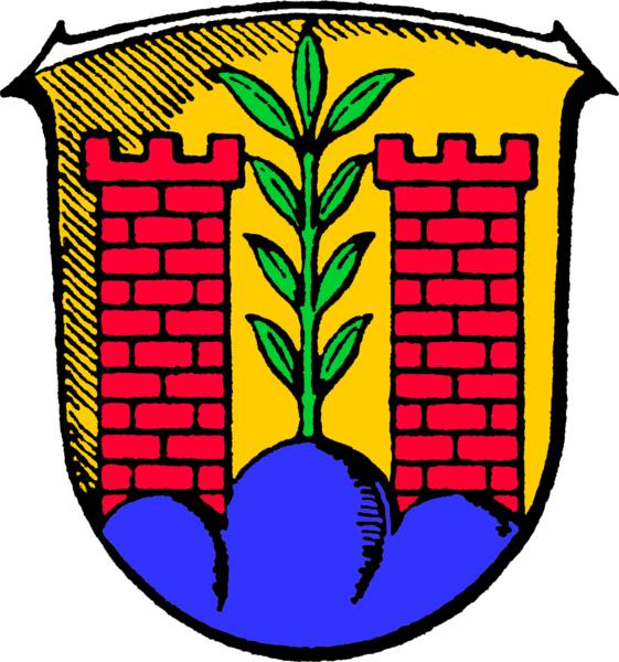 Münzenberg Wappen
