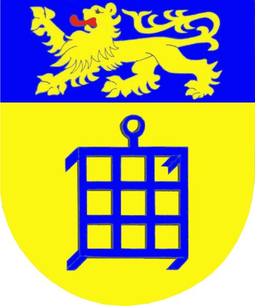 Munkbrarup Wappen
