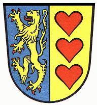 Nahrendorf Wappen