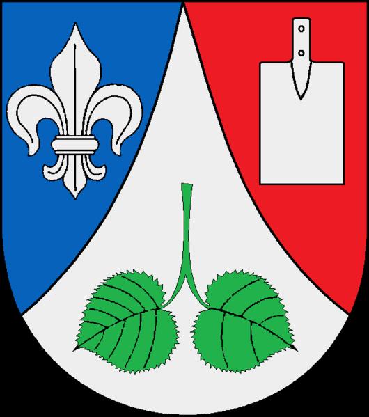 Negenharrie Wappen