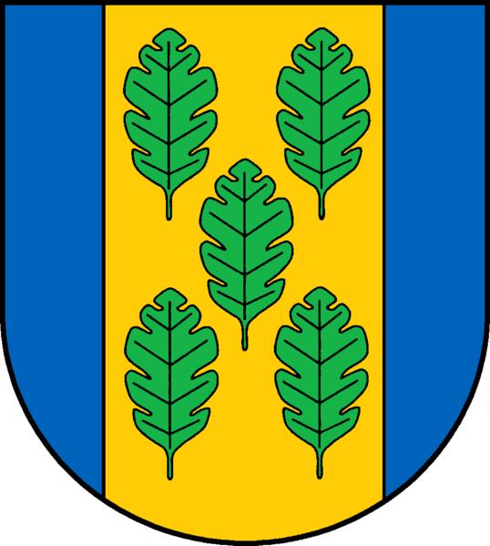 Nehmten Wappen