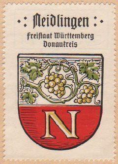 Neidlingen Wappen