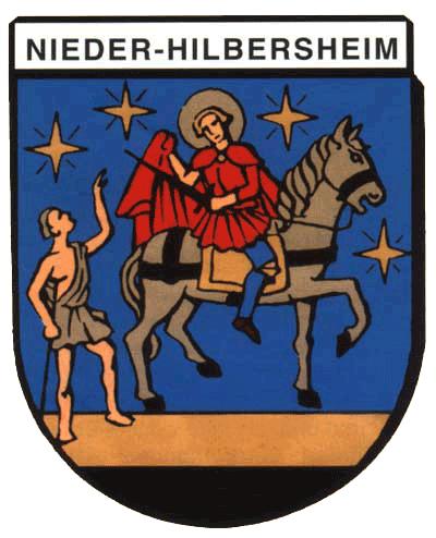 Nieder-Hilbersheim Wappen