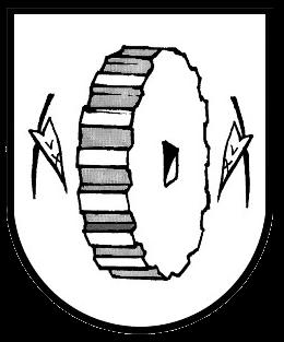 Niederbösa Wappen