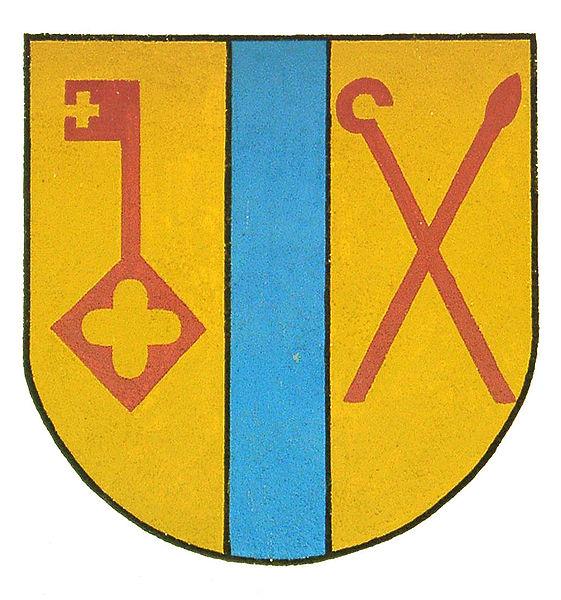 Niederfell Wappen