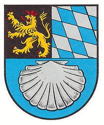 Niedermoschel Wappen
