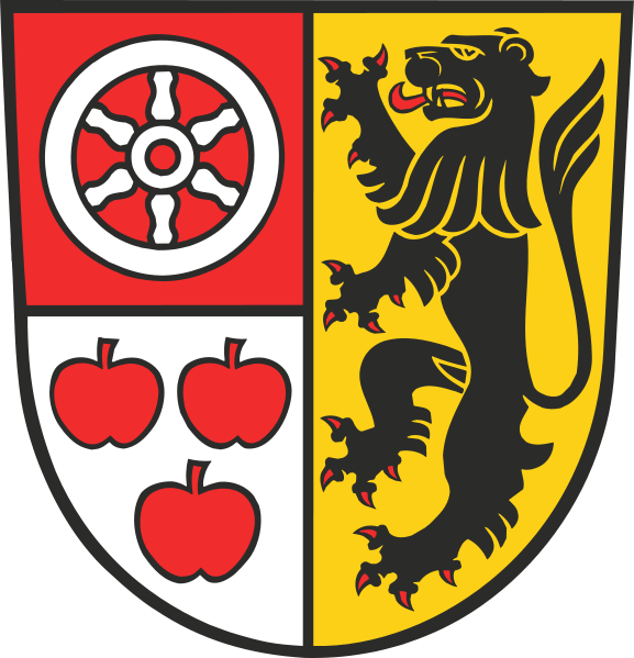 Niederreißen Wappen