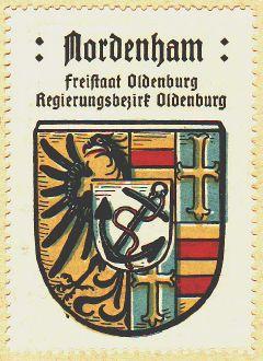 Nordenham Wappen
