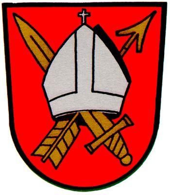 Nüdlingen Wappen