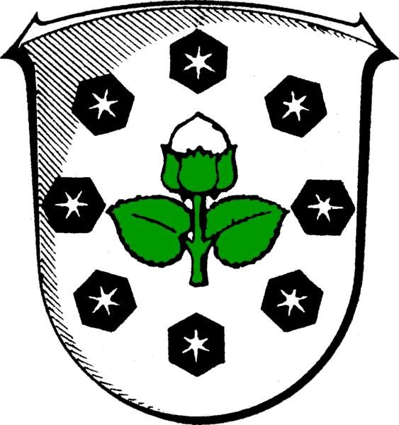 Nüsttal Wappen