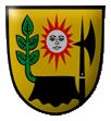 Oberbösa Wappen