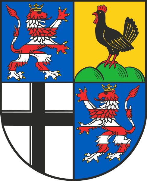 Oberes Feldatal Wappen
