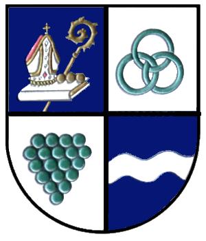 Oberfell Wappen