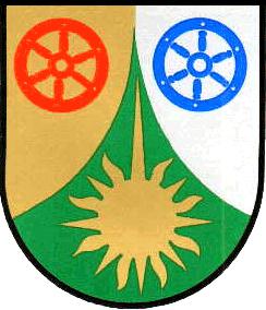Oberhausen an der Appe Wappen