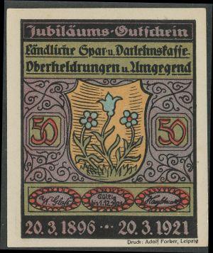 Oberheldrungen Wappen