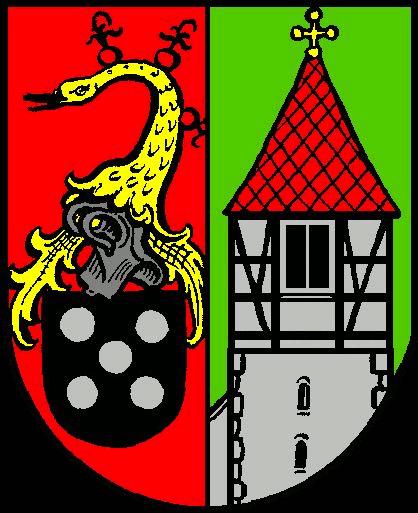 Obernheim-Kirchenarnbach Wappen