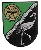 Obernholz Wappen