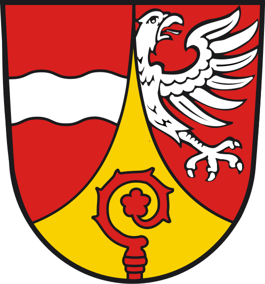 Oberroth Wappen