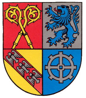 Oberthal Wappen