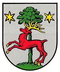 Oberwiesen Wappen