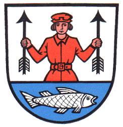Oedheim Wappen