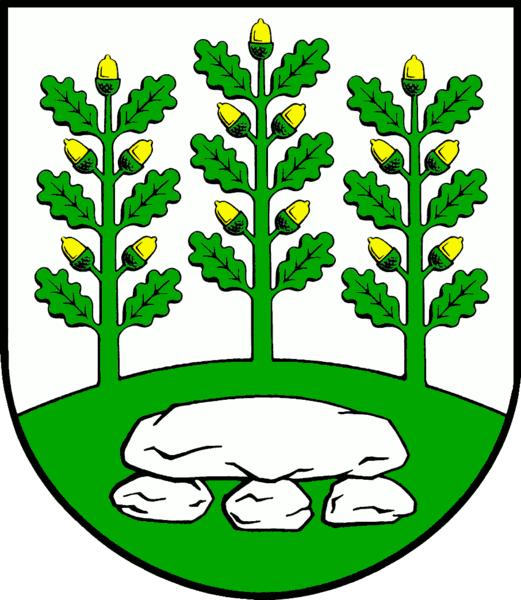 Oeschebüttel Wappen