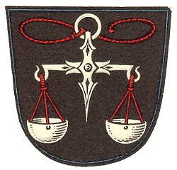 Offstein Wappen