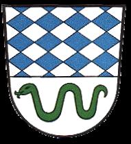 Oftersheim Wappen