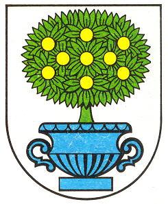 Oranienbaum Wappen