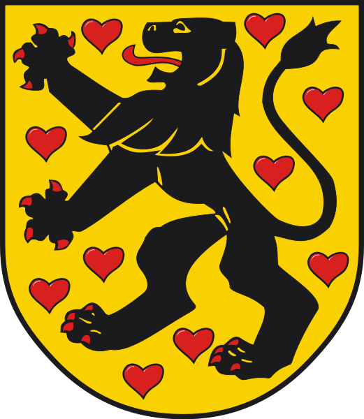 Orlamünde Wappen