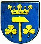 Osteel Wappen