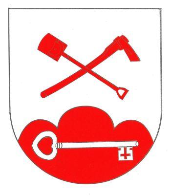 Osterrade Wappen