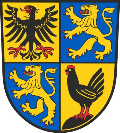 Osthausen-Wülfershausen Wappen