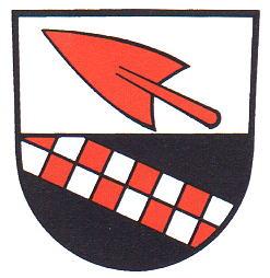 Ostrach Wappen