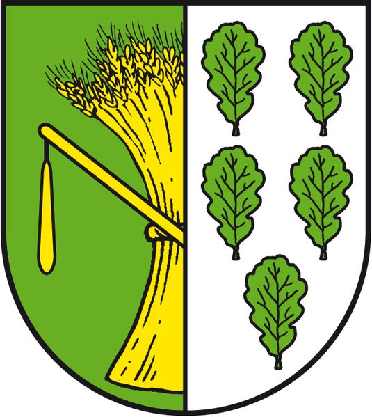 Paplitz Wappen