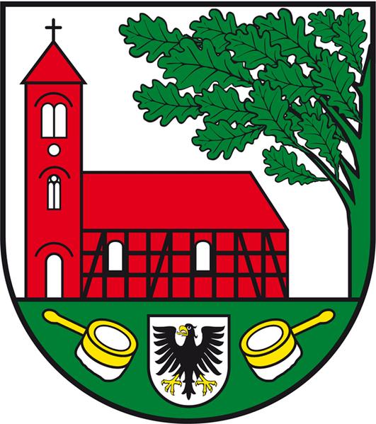 Peckfitz Wappen