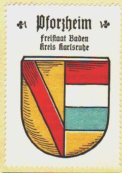 Pforzheim Wappen