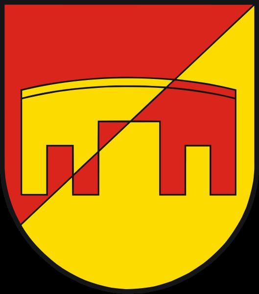Plate Wappen
