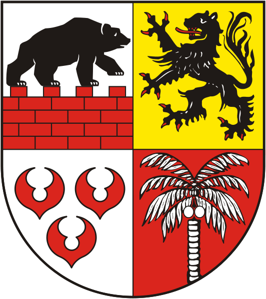Plodda Wappen
