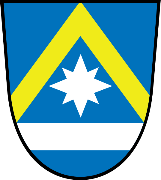 Poing Wappen