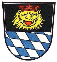 Rain Wappen