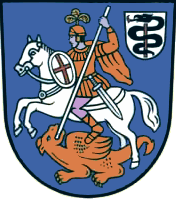 Rambin Wappen