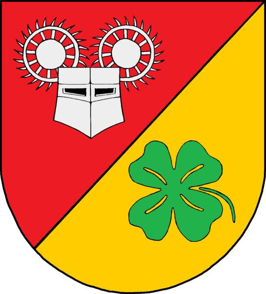 Rathjensdorf Wappen