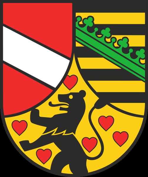 Rauda Wappen